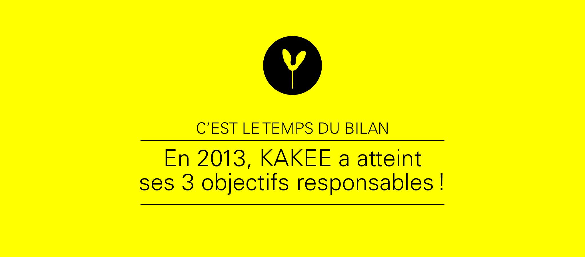 KAKEE publie son deuxième bilan responsable.