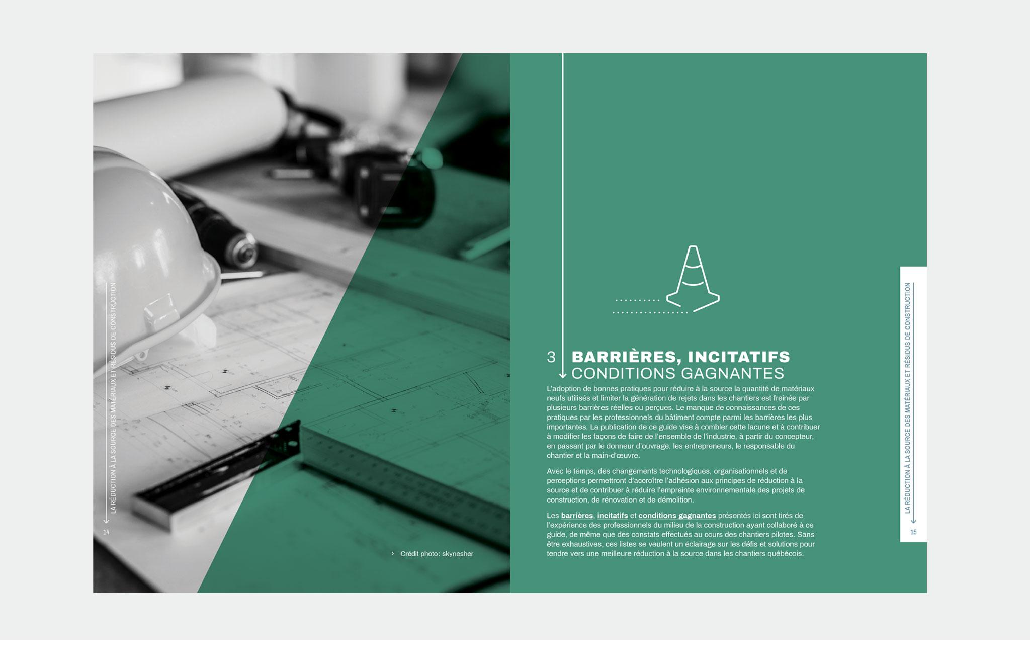 Guide d'écogestion AGECO, ECPAR, Conseil du bâtiment durable du Canada.
