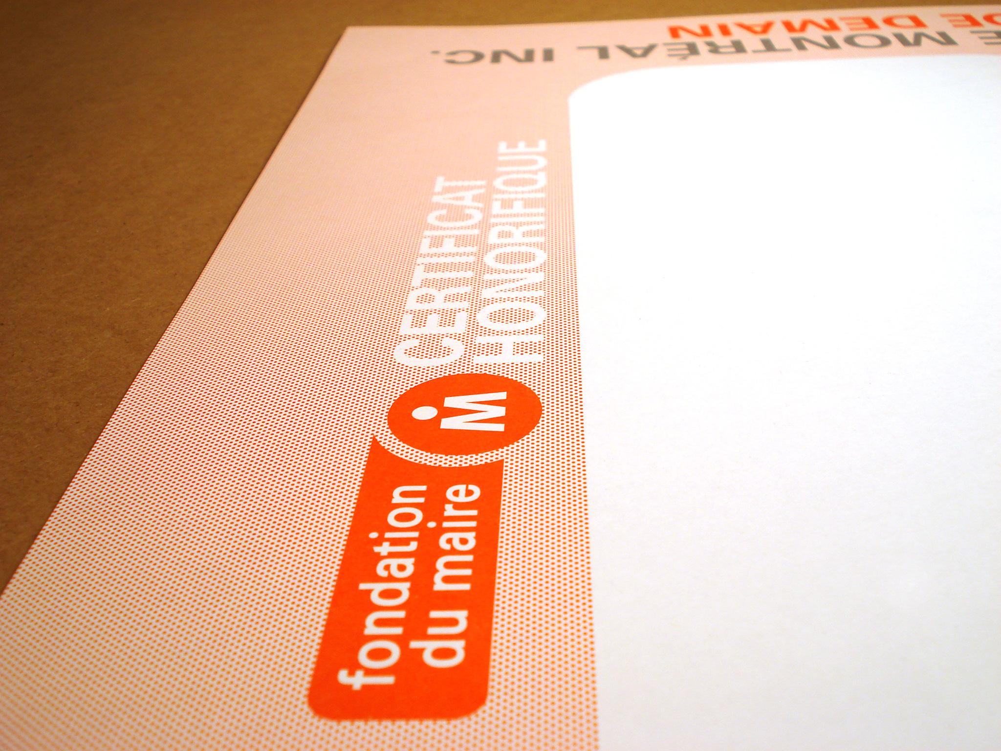 Image corporative complète de la Fondation Montréal inc.