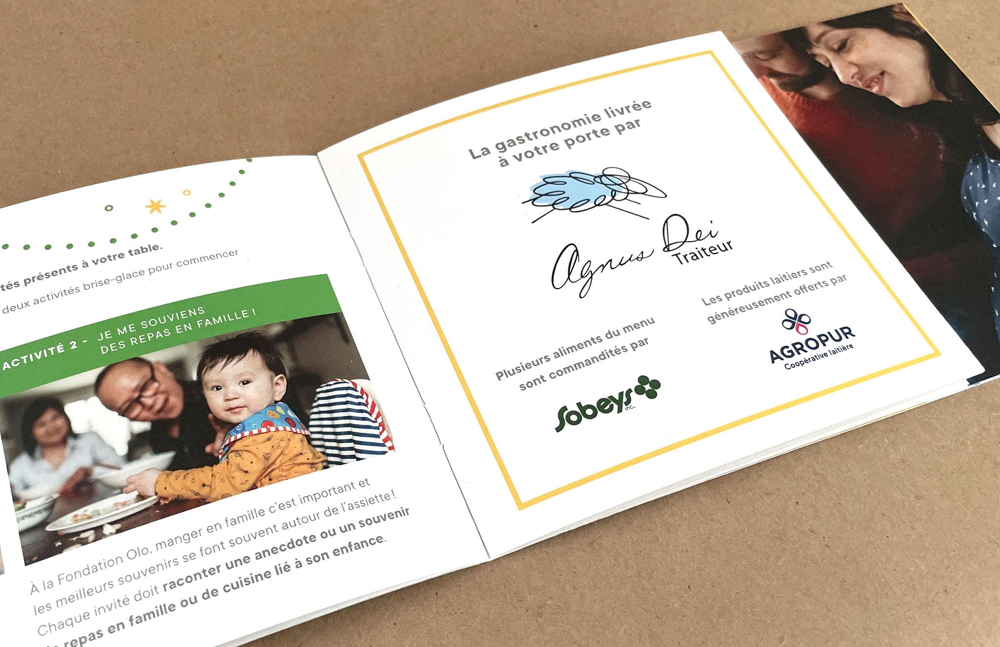 Rapport annuel de la Fondation Olo.