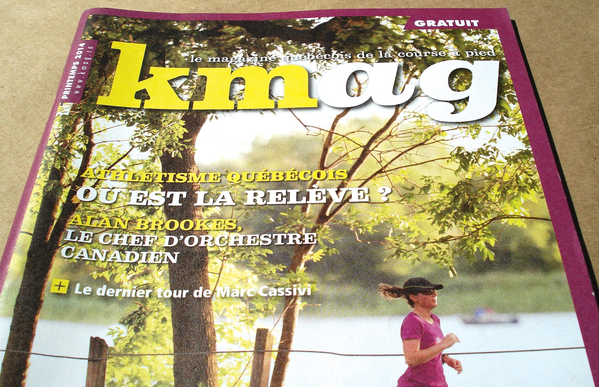 Magazine Kmag numéro 1 2014, Orinha Média.