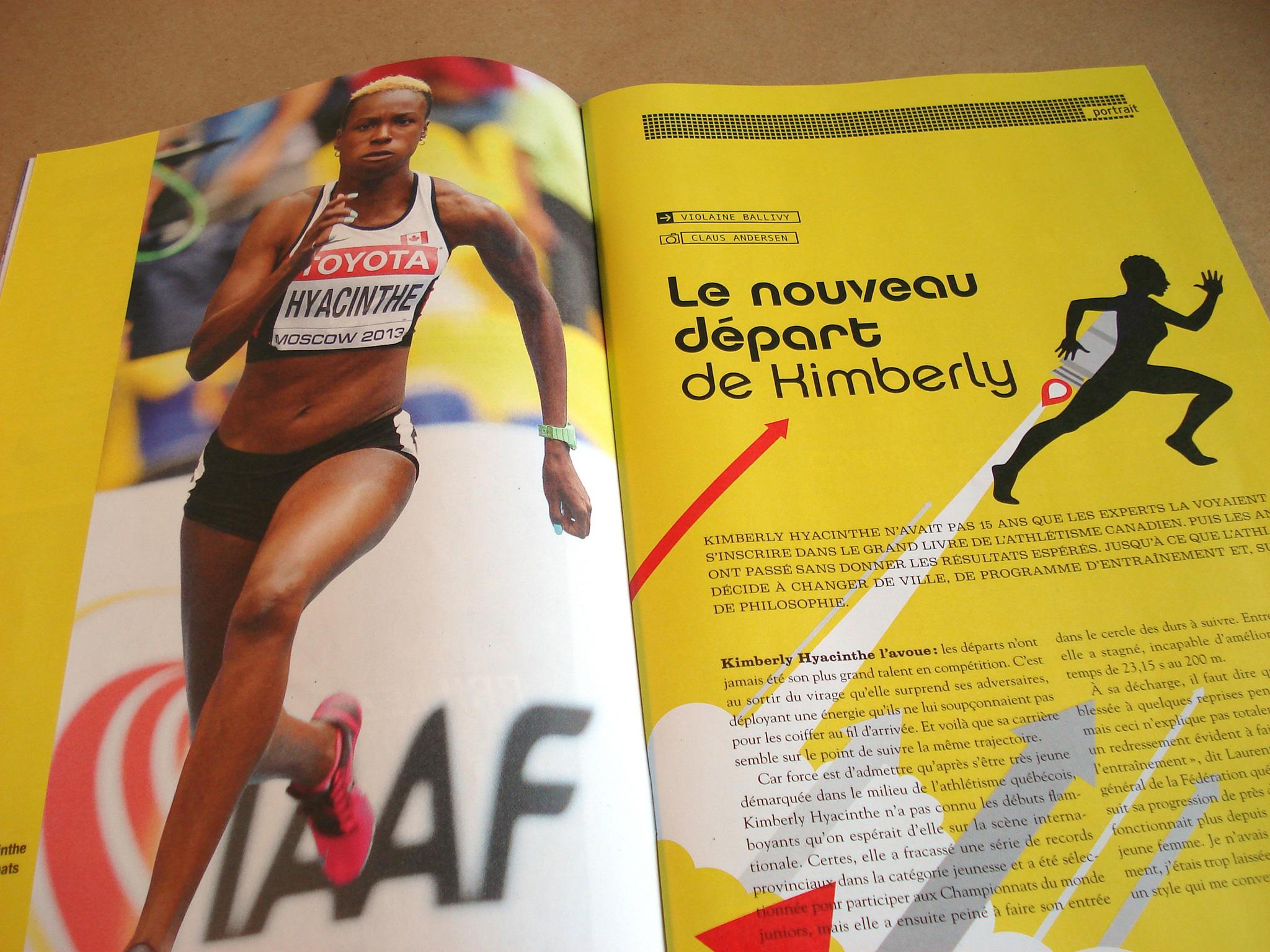 Magazine Kmag numéro 4 2013, Orinha Média.