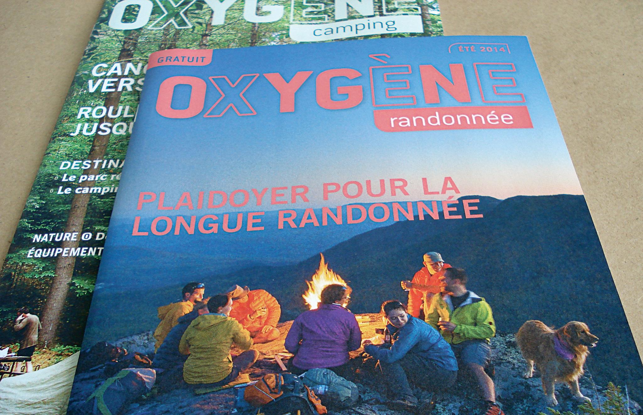 Magazine Oxygène numéro 2 2014, Orinha Média.